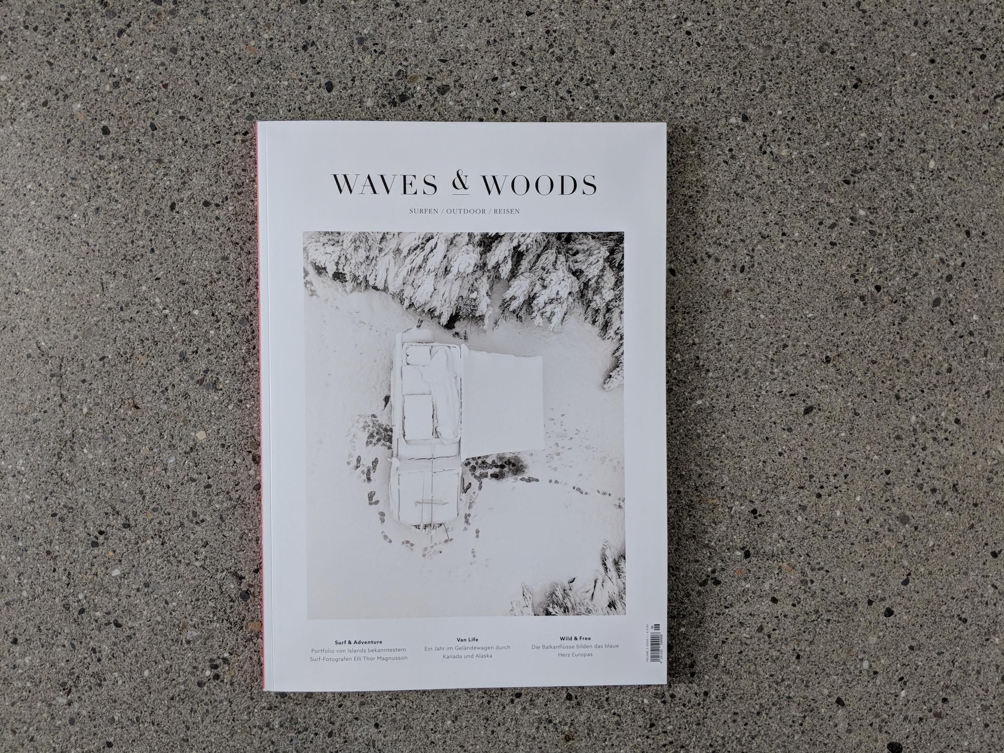 Waves & Woods Magazin