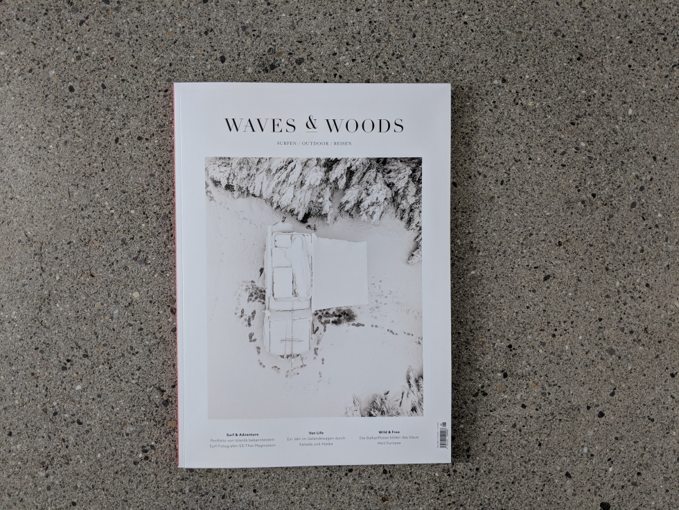 Waves & Woods Magazin