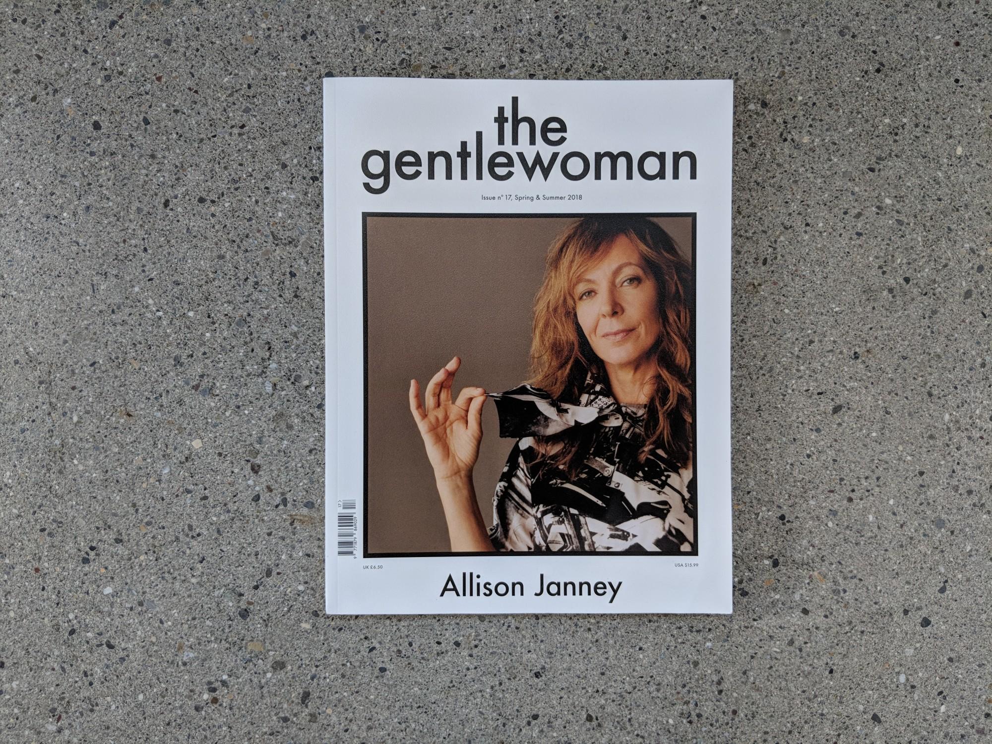 The Gentlewoman Allison Janney
