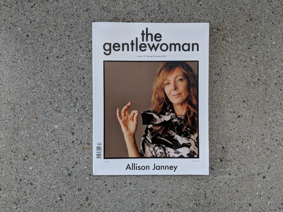 The Gentlewoman Allison Janney